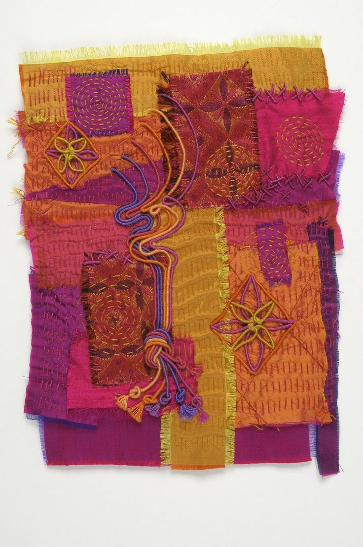 sarah bell smith: Southern Textiles Conference- Effie Mitrofanis