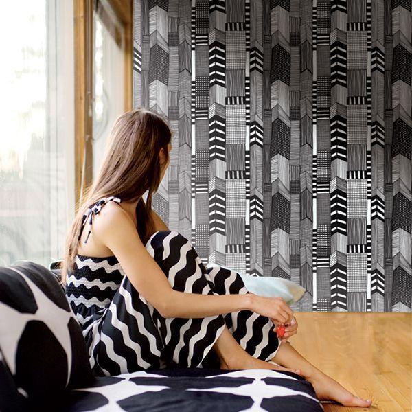#AmbientesConEstilo Las telas de la reconocida artista Marimekko toman vidas en la colección de wallcoverings producida por Sirpi Italia y distribuida en exclusiva por Euro Deco. Una perfecta combinación entre arte y diseño.