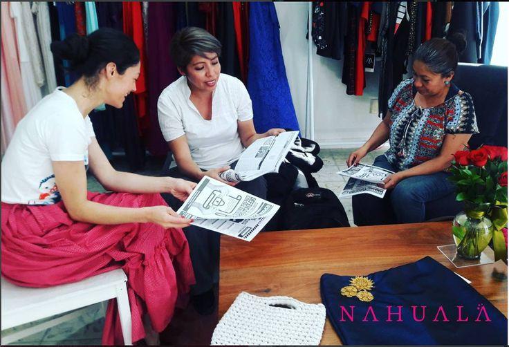 Nahuala es una empresa socialmente responsable que dona parte de sus ganancias a la ONG de derechos humanos laborales CETIEN.