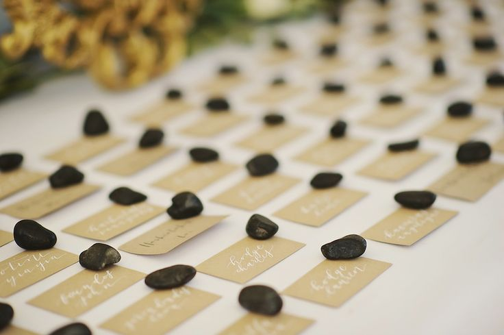 Seating Cards Escort Cards Place Cards