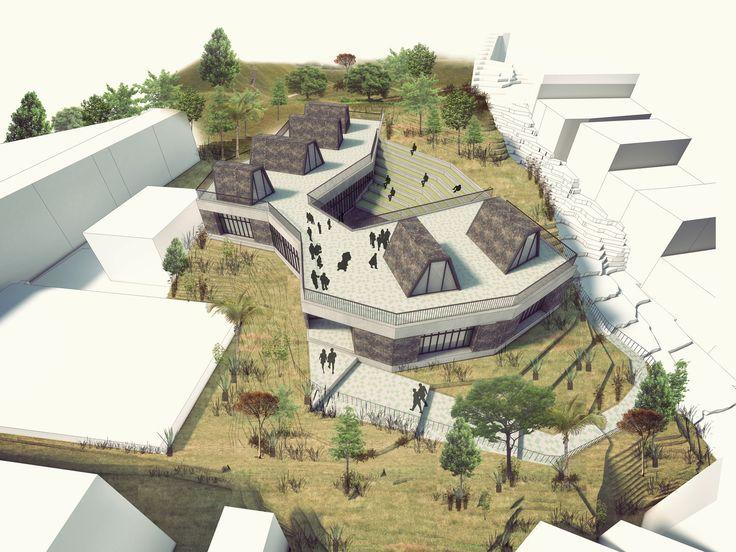 Gallery of San Vicente Ferrer Community Center/ Plan:b arquitectos - 19