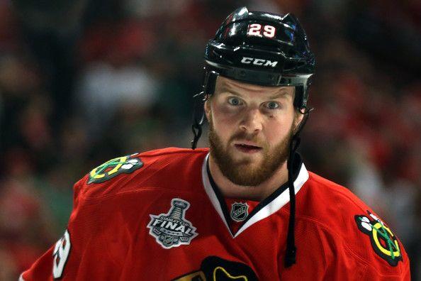 Bryan Bickell Bryan Bickell 29 de los Blackhawks d...
