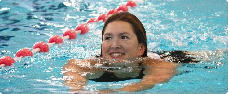 Zwemlessen voor volwassenen