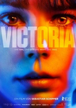 Victoria (2015). A single shot film - no cuts, no CGI, 2 hrs 18 min. A film about a bank robbery in which the bank robbery is the least interesting thing. Mesmerizing performances, chemistry, and kinetic scenes about a foreign girl in Berlin.