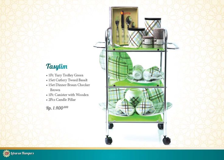 Lebaran Parcel - Tasylim. Click www.informa.co.id for more collection.