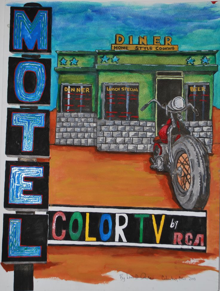 7 best Some of My [Untitled] Motorcycle Artwork Series images on ...