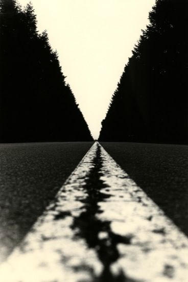 Masao Yamamoto (2012) The way can be long and lonely - keep going.