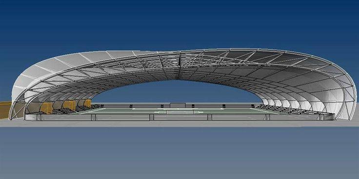 Andreas Schnubel / Structural Design / Multipurpose Hall System