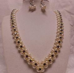 V-pearls by ginamoody1, via Flickr