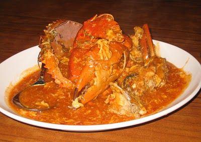 Resep Chili Crab / Kepiting Goreng Pedas | resep masakan indonesia