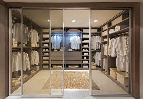 Giyinme Odası Dolap Sistemleri 1