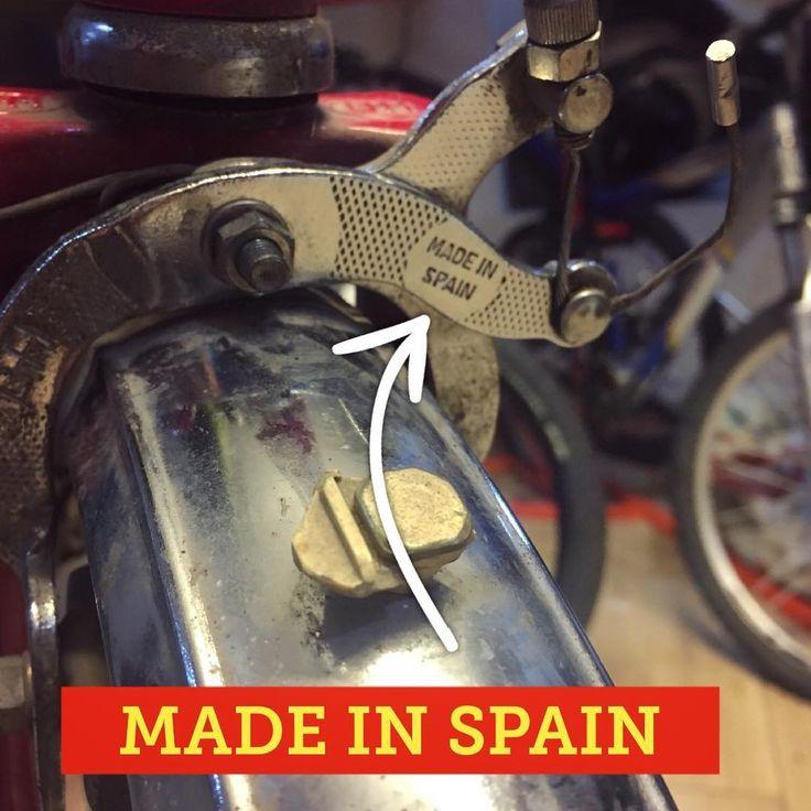 Cada día vemos menos cosas con el sello  #madeinspain (Freno fabricado por @bh_bikes)  #byjz #mtb #ciclismo #Cycling #bikes #Bici #bicicleta #Shimano #Sram #duraace #srameagle #orbea #Specialized #trekbikes #focus #Cannondale #giant #pinarello #scottbikes #cervelo #focusbikes #canyon #mavic #maxxis #Fox #mechanic