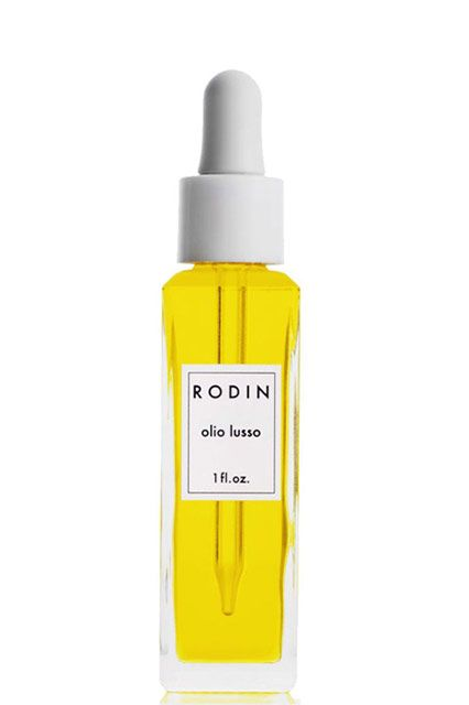 """""""I've been a huge fan of face oils for the last eight years. I love the ritual of cleansing my skin at night and look forward to massaging luxurious oil over my face, neck, and décolleté before bed. Created by celebrity stylist Linda Rodin, this precious concoction of 11 essential oils gives my skin the hydration and luminosity I love. This truly beautiful formulation was one of the first and is still one of the best!"""""""