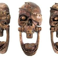 I want a pirate house to go with this pirate door knocker!