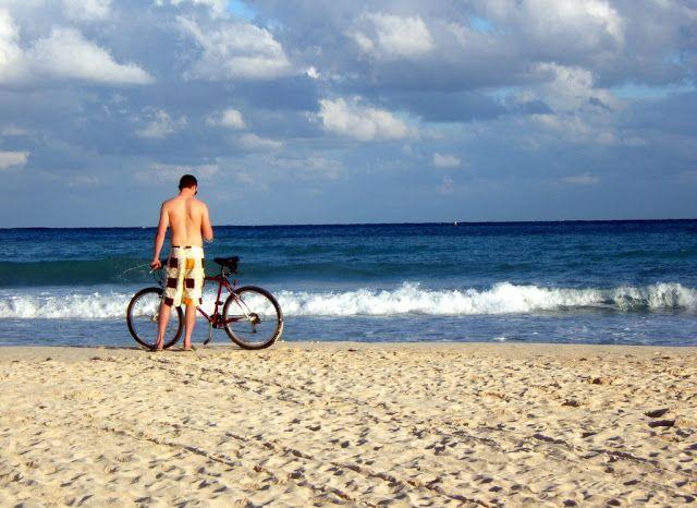 Travel & Lifestyle Diaries: Playa del Carmen Beach in Mexico