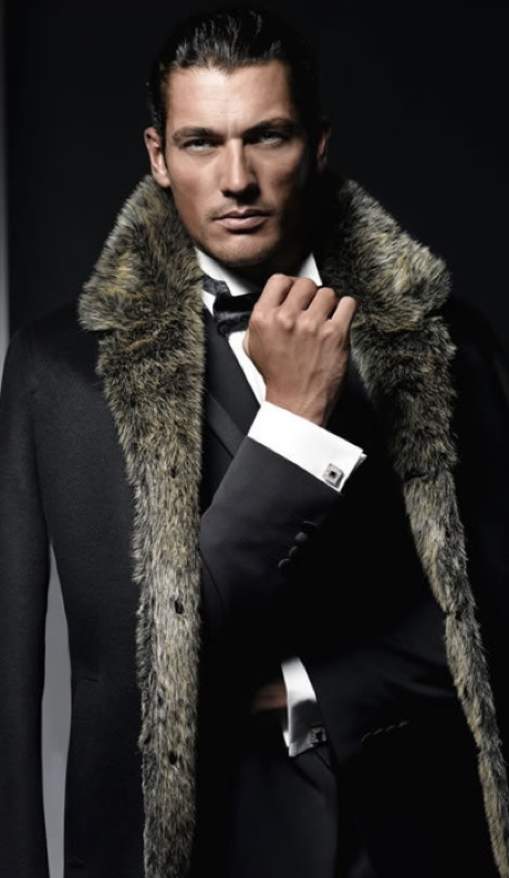 """David Gandy -- hmm they say that candy is sweet but from the looks of this photo I'm betting that """"Gandy"""" is sweeter and he's definitely DANDY!!!"""