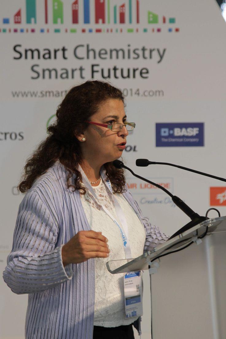 Mª José Asensio Coto, Directora General de Industria, Energía y Minas de la Junta de Andalucía