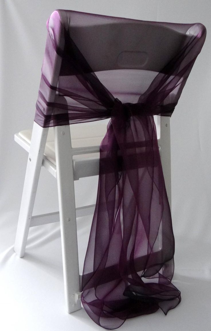 lux-diy-folding-chair-covers-with-purple-ribbons                                                                                                                                                                                 More