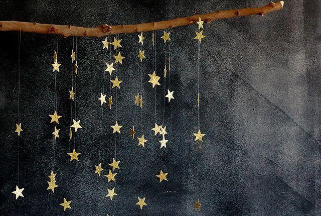 星のガーランド | ベンジャミンズパーティー
