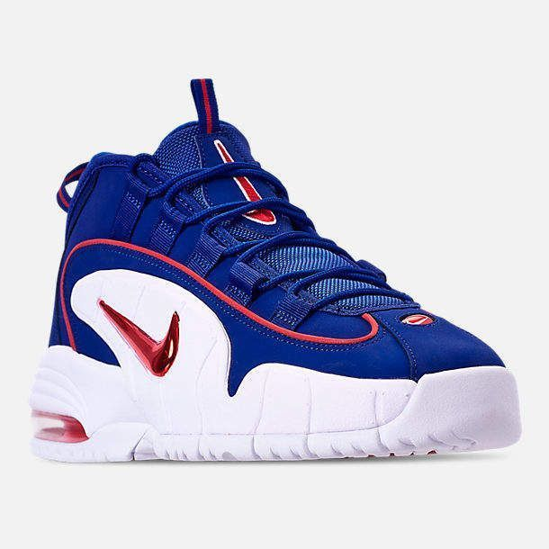 nike AIR MAX PENNY DEEP ROYAL BLUEGYM RED WHITE bei