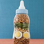 Babies With Food Allergies: Showing Symptoms (via Parents.com)