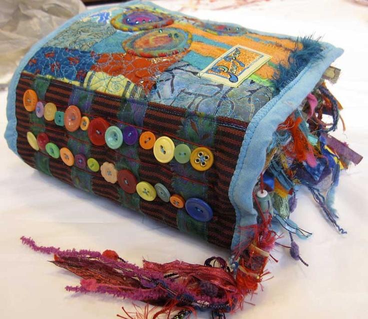 Ro Bruhn Art: Journal has a new home