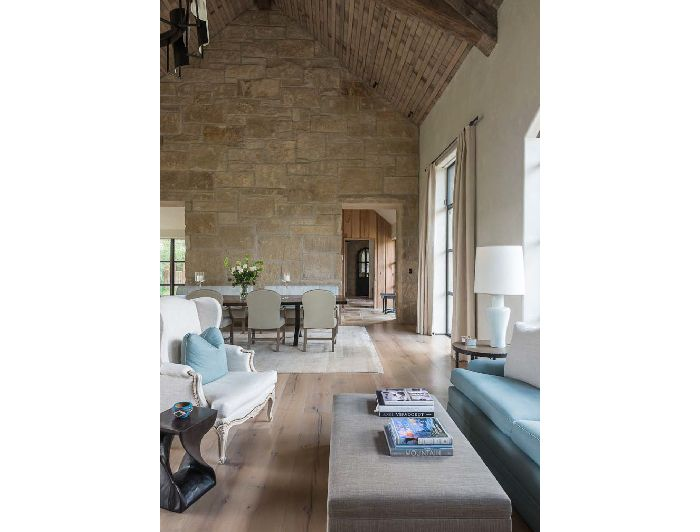 Country House Styles, Country Houses, Country Farmhouse, Stone Walls,  Timber Ceiling, Master Bedrooms, Beach House, Wyoming, Ranch