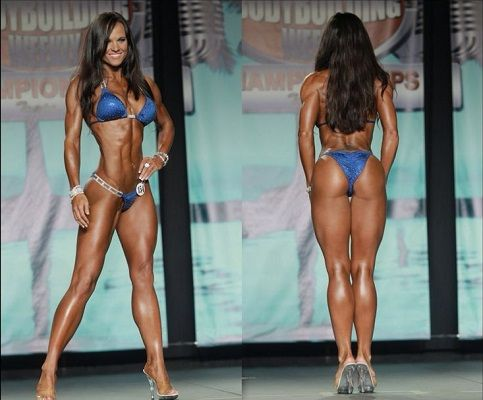 Contest Prep Series: The Look - Spot Me Girl #spotmegirl #bikini #bodybuilding