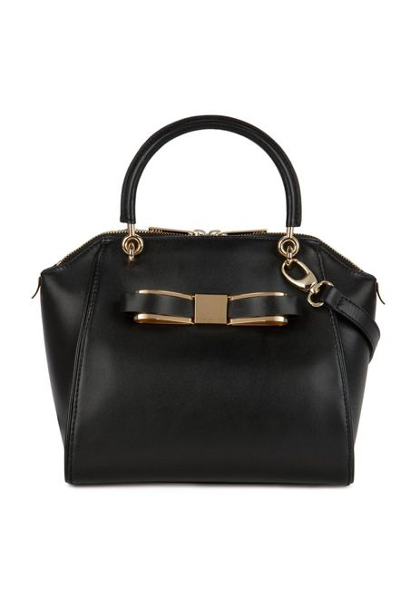 Ted Baker Slim Bow Tote