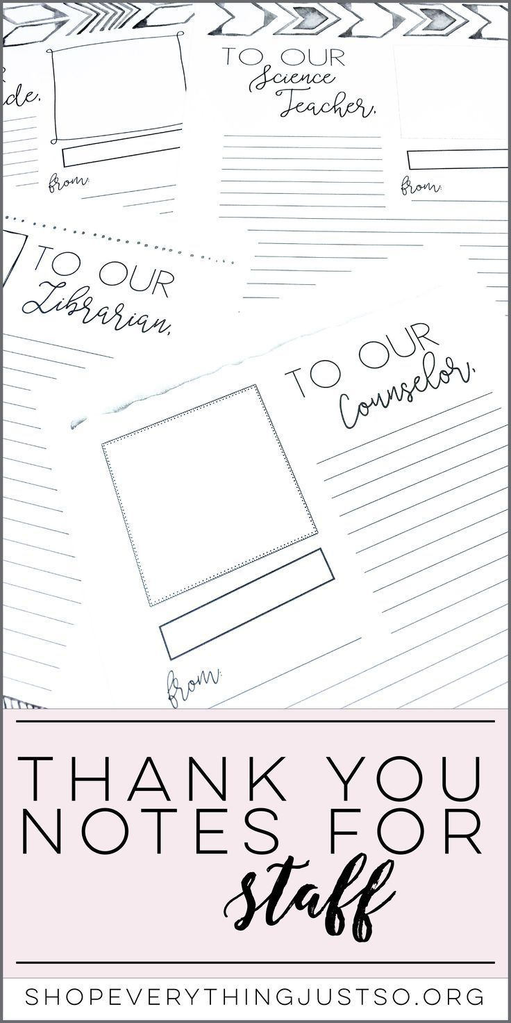 103 best writing ideas for upper elementary images on pinterest thank you letters for staff shopeverythingjustso help students say thank you to spiritdancerdesigns Images