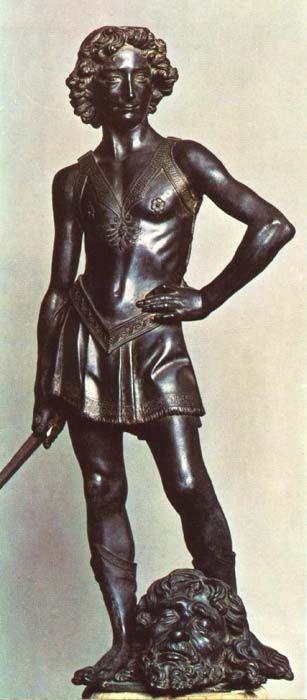 donatello's david | Donatello's David