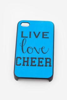 Live Love Cheer Phone Case #Cheerific.ca #Cheer #Cheerleading #Cheermerchandise #Iphone #phonecase