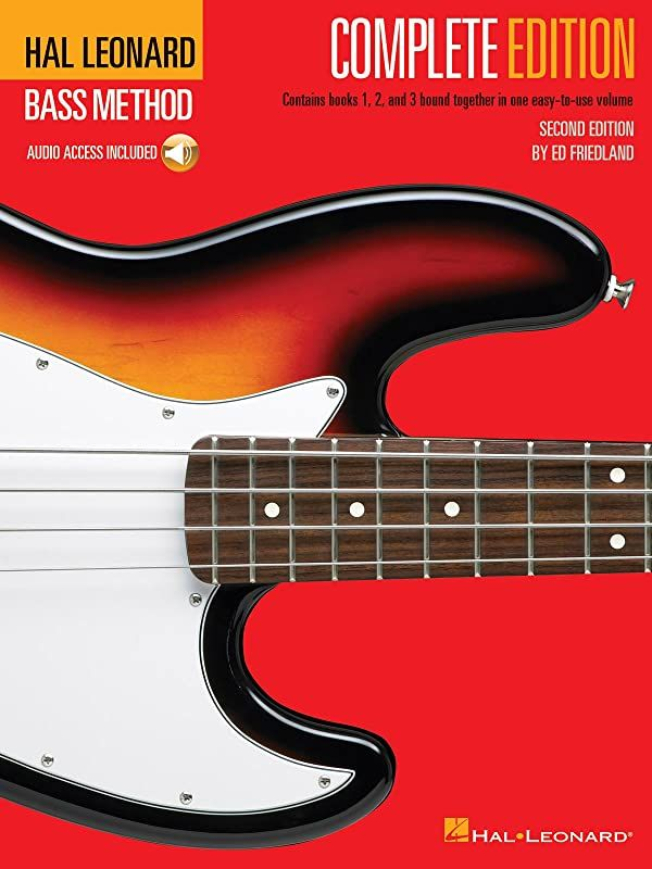 Free Download Hal Leonard Bass Method Complete Edition Books 1 2 And 3 Bound Together In One Eas Hal Leonard Bass Ebook