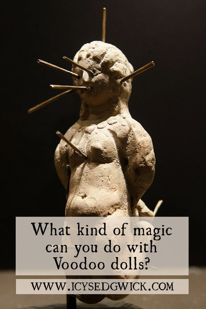 What kind of magic can you do with Voodoo dolls