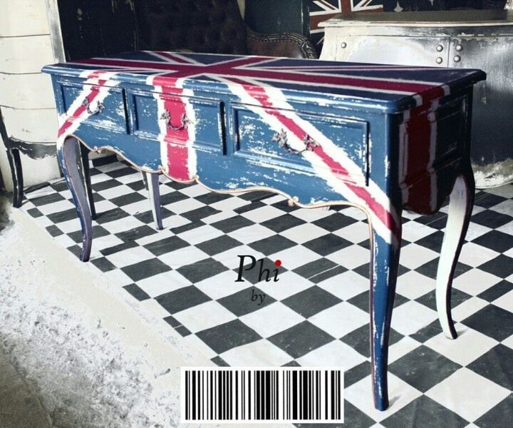 UnionJack table