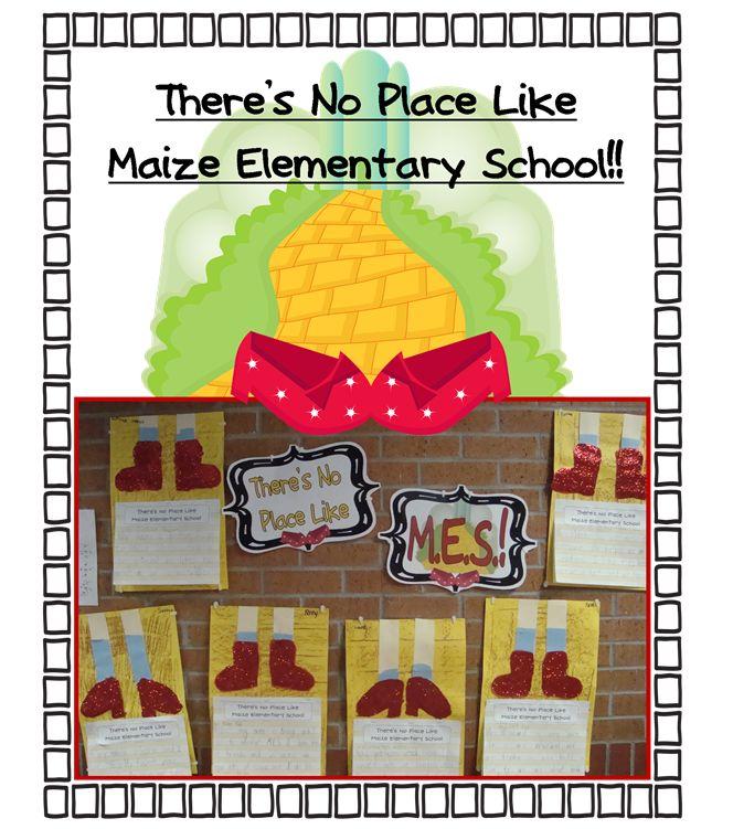 Wizard of Oz: Future Classroom, Oz Classroom, Literacy, Classroom Theme, Cute Ideas, Bulletin Boards, Grade, Education, Wizard Of Oz Theme Classroom