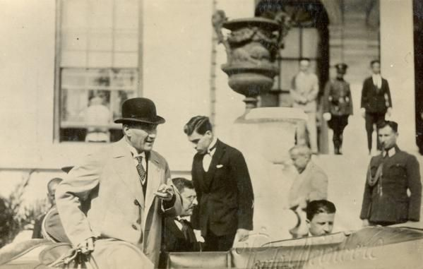 Dolmabahçe Sarayı (1931) #istanbul #istanlook