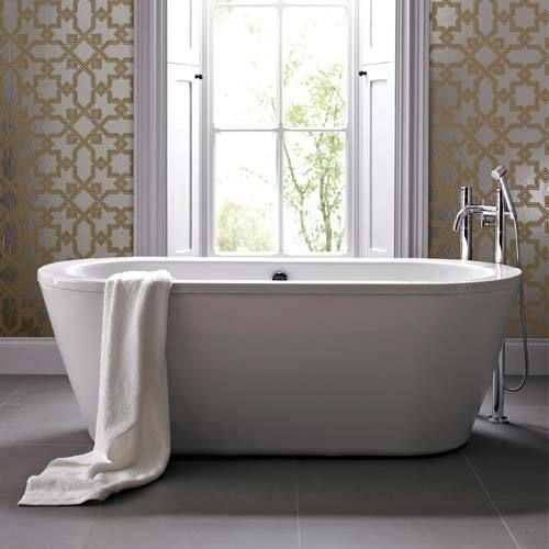 What type of material should I choose for my bathtub? Bath by bathstore.