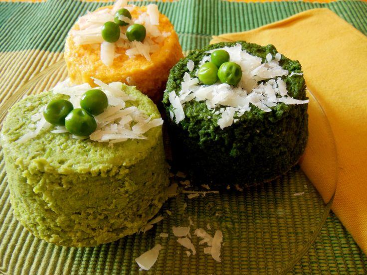 sformatini di verdure
