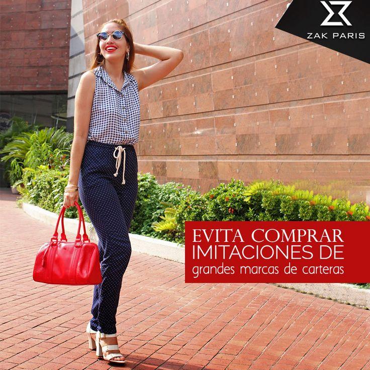 Evita comprar imitaciones de grandes marcas de carteras, Es mejor tener una bolsa que se ajuste a tu presupuesto pero de diseño original.  #Maracay #Caracas #Carteras #Moda #Estilo #Glam #FashionLove #clutch #bag #Zak #Zaklove #swag #pink #girl