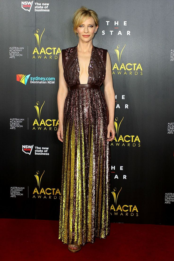 Cate Blanchett: Red Carpet Winner - In Givenchy at the AACTA Awards in Sydney