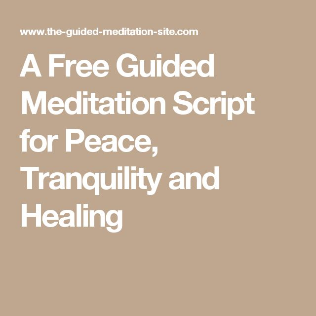 Best 25+ Free guided meditation ideas on Pinterest