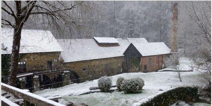 Nouvel épisode de neige ce mardi dans l'ouest et en Nouvelle-Aquitaine