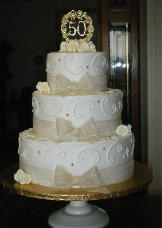 top tier wedding cake anniversary 146 best images about 50th wedding anniversary cake on 21073