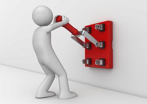 """Отключение электроэнергии в городе Ярославль   Уважаемые клиенты!  В нашем филиале ООО """"Энергия"""",в городе Ярославль,временно отключена электроэнергия!"""