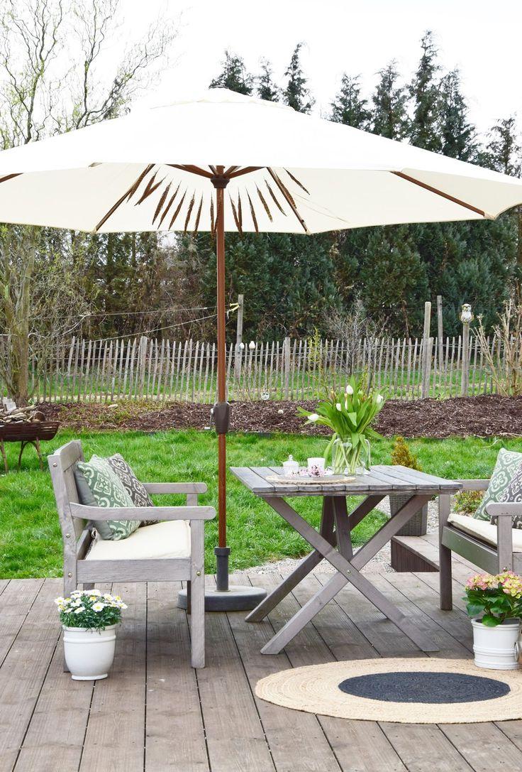 So wird eure Terrasse in wenigen Schritten fit für den Frühling und Sommer (  Verlosung!)