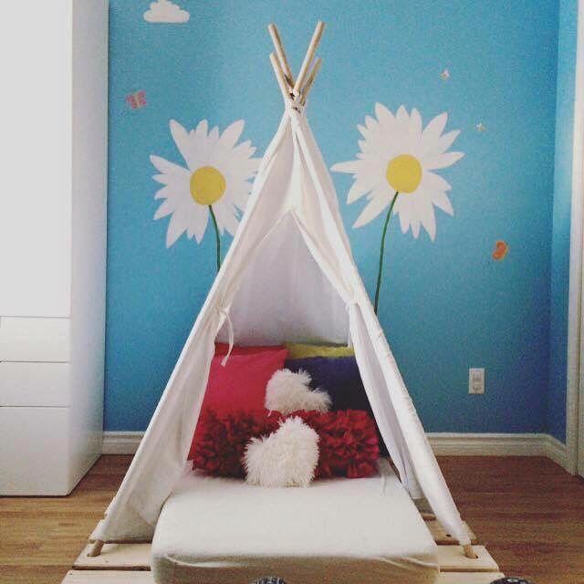 Teepee TalyAna! WOW BEST PRICE EVER ! Shop online sur le site taly-ana.com + pour les enfants ! Articles uniques  #tipis #teepee #tipi