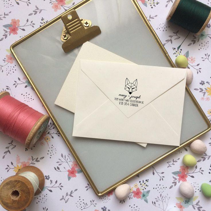 Return Address Stamps, animals, children, Christian fish, teepee, cupcake by theRUBBERpress on Etsy https://www.etsy.com/ca/listing/524149899/return-address-stamps-animals-children