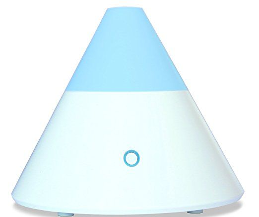 Argoclima Zeno Light Diffusore di Oli Essenziali, Bianco