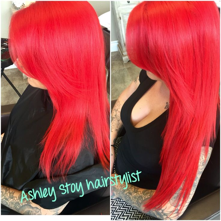 17 Best ideas about Vibrant Red Hair on Pinterest | Bright ...